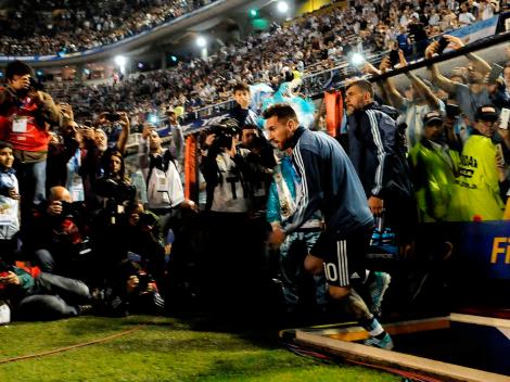 TyC Sports: la Selección Argentina volverá a jugar en La Bombonera