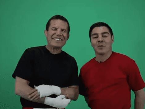 Así se entrena Julio César Chávez para su revancha con el Travieso Arce