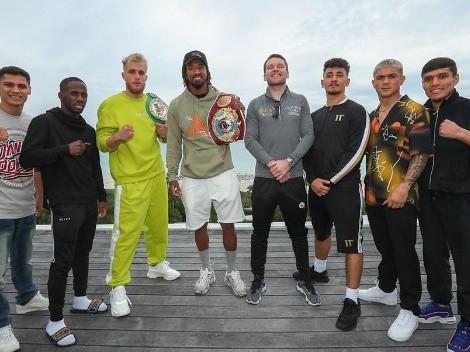 Súper velada en Miami: tres peleas por títulos del mundo