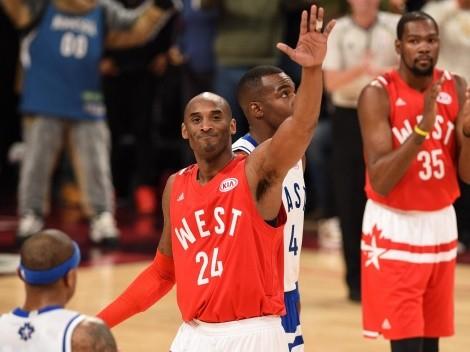 La NBA modificó el All-Star Game en honor a Kobe Bryant
