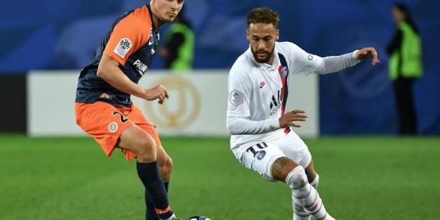 En VIVO: PSG vs. Montpellier por la Ligue 1 | Bolavip