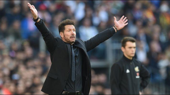 El Atlético Madrid ya le eligió un sucesor a Simeone
