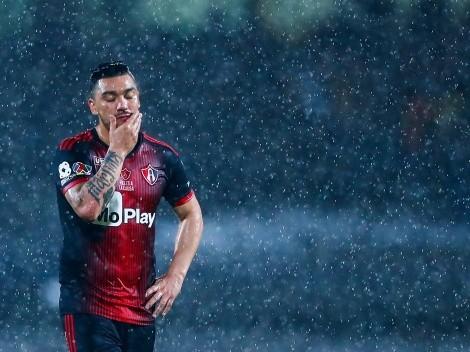 Atlas confirmó la gravedad de la lesión de Lorenzo Reyes
