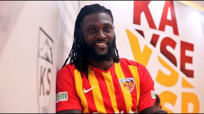 El tesorero del Olimpia confirmó que Boca también quiso a Adebayor