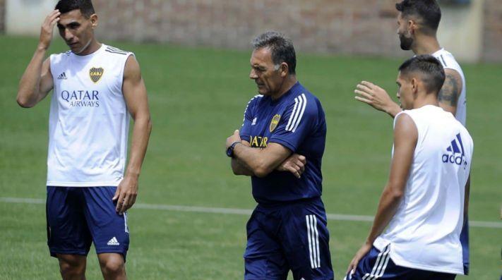 Diario Olé: Russo está caliente con un jugador de Boca