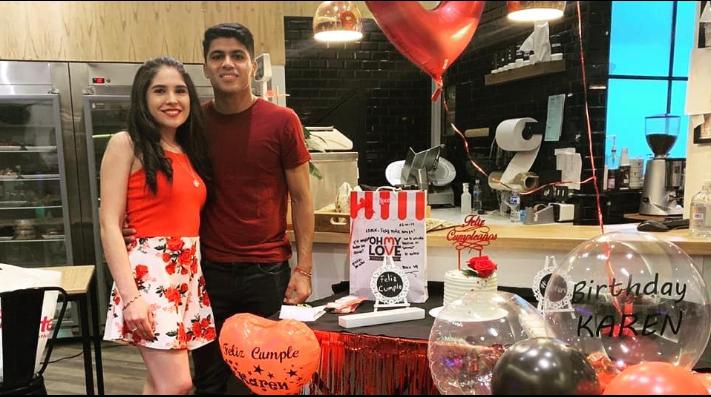 """La novia de Robert Rojas: """"Le conocí en mi 15, fue de colado"""""""