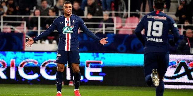 La estrategia de PSG para que Real Madrid no le arrebate a Mbappé | Bolavip