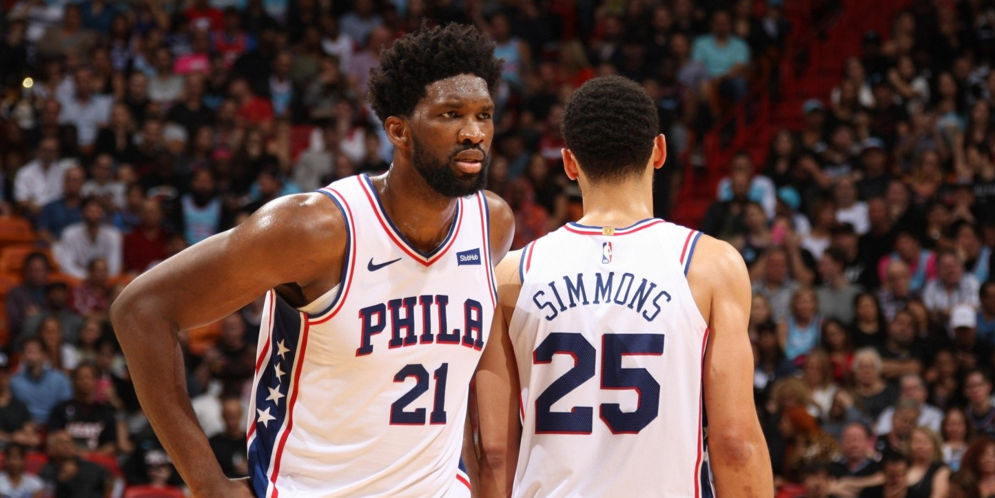 Rumores: Philadelphia 76ers piensan cambiar a Joel Embiid