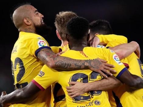 Barcelona quiere a un juvenil inglés para  reforzar la delantera