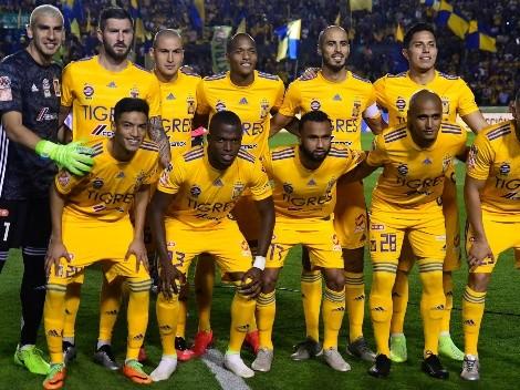 Formación | Equipo que gana, repite: este es el once de Tigres para enfrentar a Santos Laguna