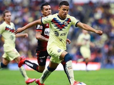 América tuvo que modificar la jersey de Román Martínez en su debut