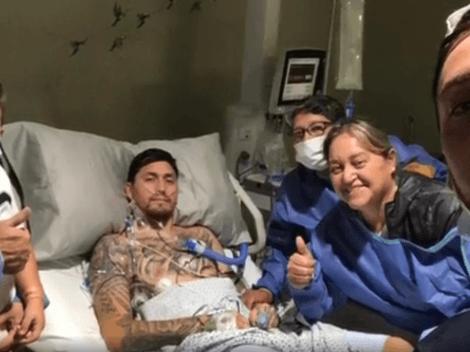 Nicolás Castillo comparte un video en Instagram que hizo llorar a todo el mundo