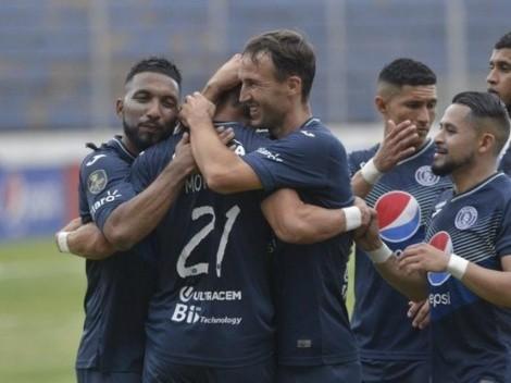 EN VIVO: Motagua vs. Atanta United por la Concahampions