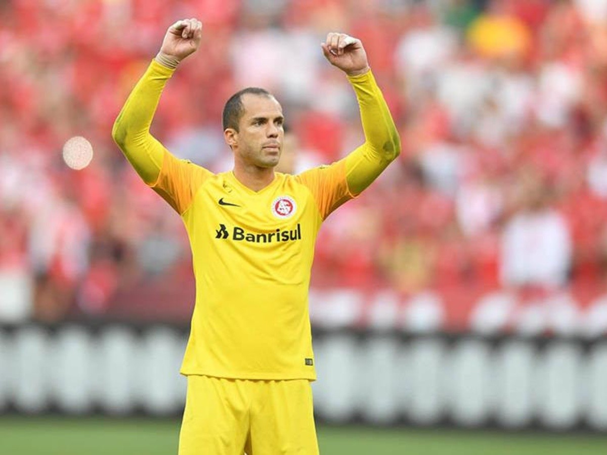 Marcelo lomba goleiro sc internacional