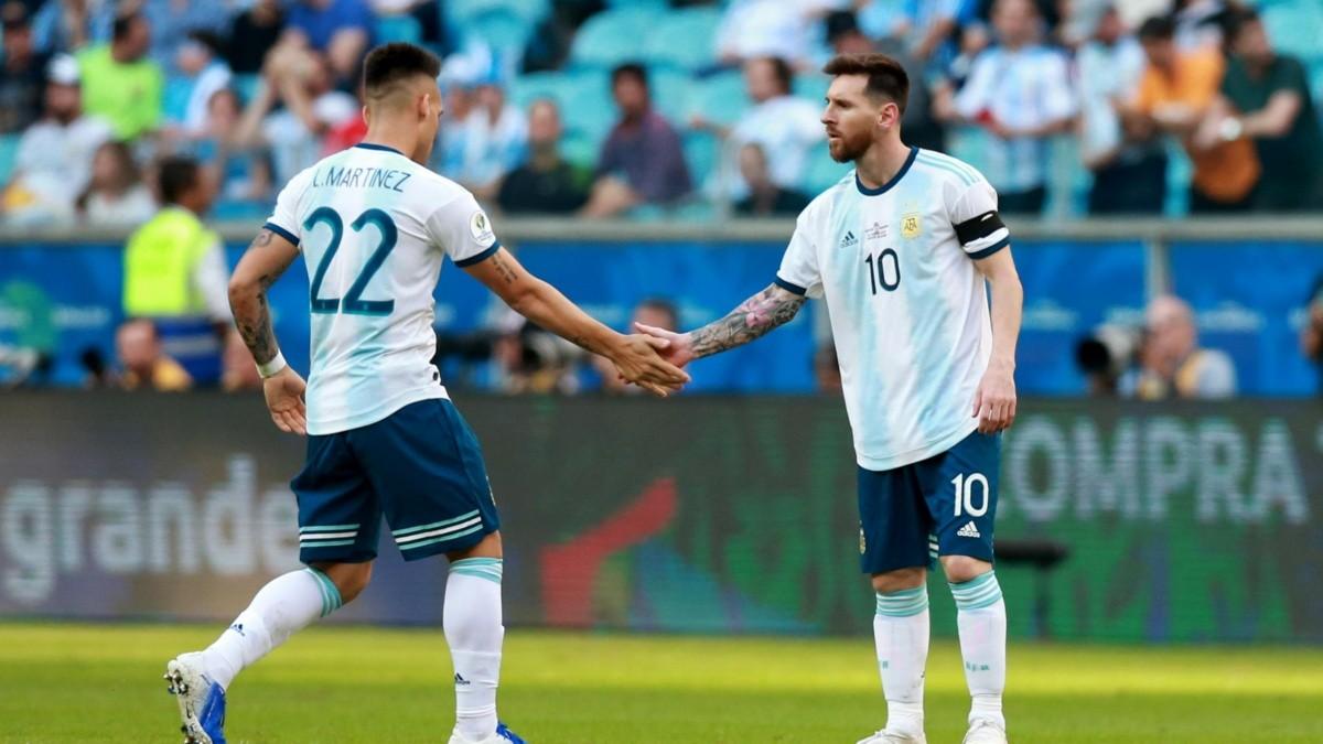 Lautaro no duerme hoy: épicas palabras de Messi sobre él | Bolavip