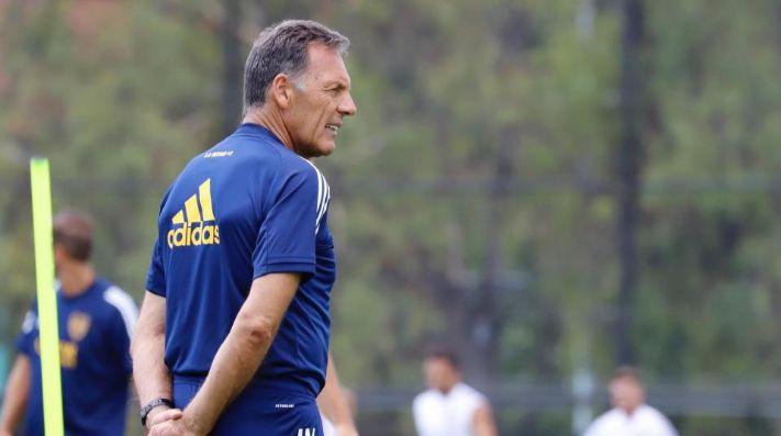 Las 4 reglas con multa económica que Russo le impuso a los jugadores de Boca