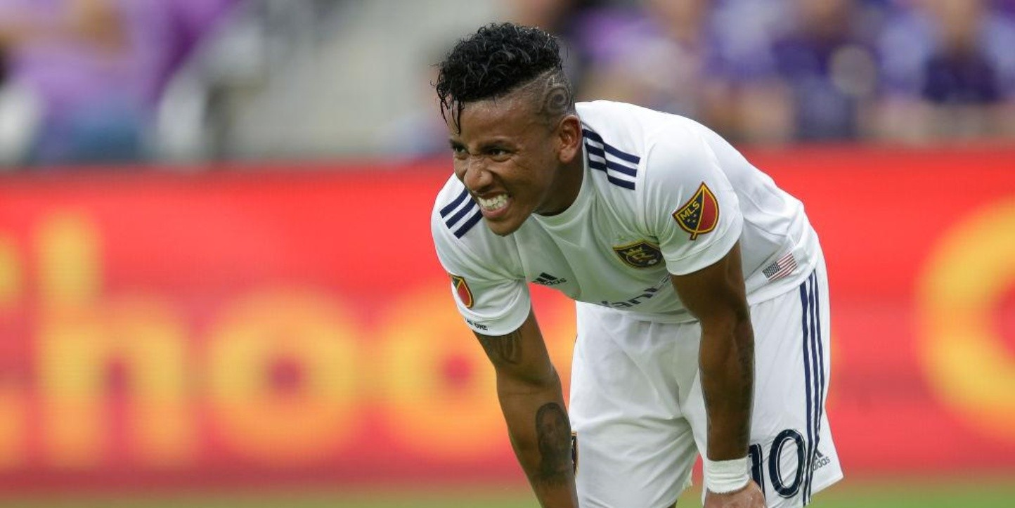 Joao Plata jugó durante seis años en la Major League Soccer.