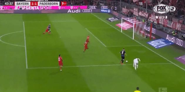 ¡¿Qué hizo Neuer?! Insólito el gol que le metieron al Bayern Múnich | Bolavip