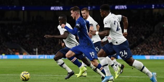 EN VIVO: Chelsea vs. Tottenham por la Premier League | Bolavip