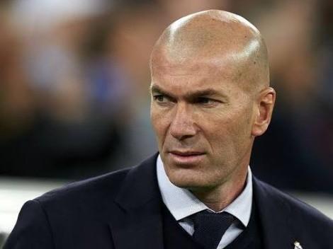 Zidane recebe péssima notícia do DM do Real Madrid