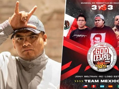 Anunciaron al Team México para el Mundial de God Level 3vs3 y no está Aczino