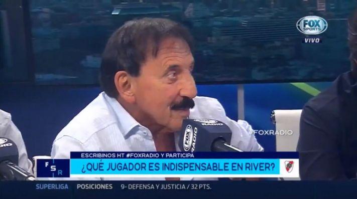 Roberto Leto en 'Fox Sports Radio'.