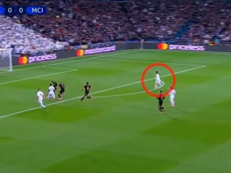 Vinicius dejó solo a Isco y este metió el primero del Madrid ante el City