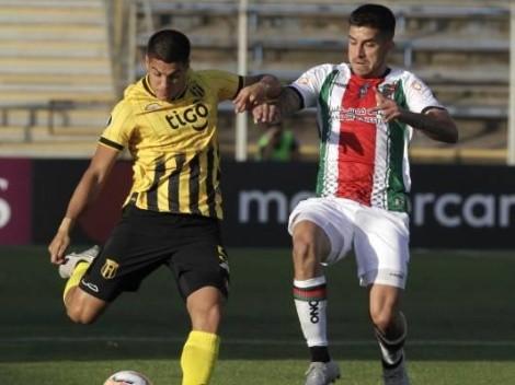 Ver en VIVO Guaraní vs. Palestino por la Copa Libertadores