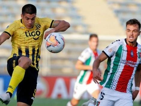 En VIVO: Guaraní vs. Palestino por la Copa Libertadores