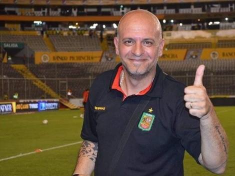 Falleció Gabriel Cosenza, exjugador y entrenador de Deportivo Cuenca