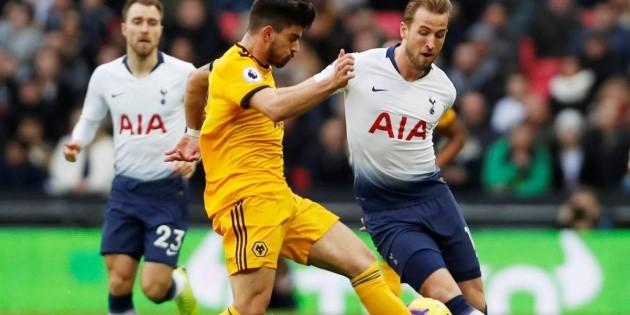 EN VIVO: Tottenham vs. Wolverhampton por la Premier League | Bolavip