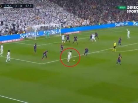 Ter Stegen sacó un tiro increíble de Isco y salva a Barcelona