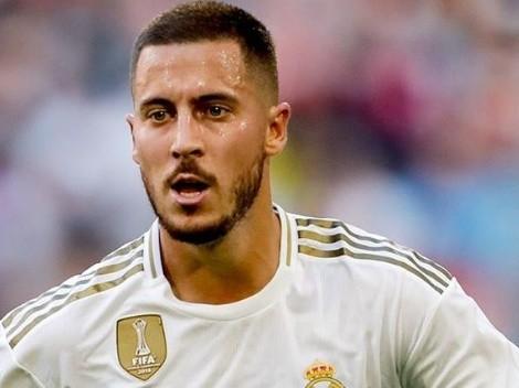 Real Madrid conhece prazo estimado para retorno de Hazard