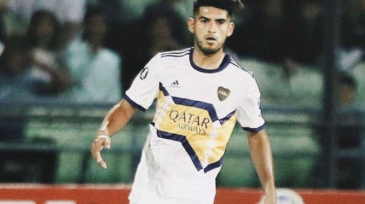 Zambrano jugó 65 minutos contra Caracas FC.