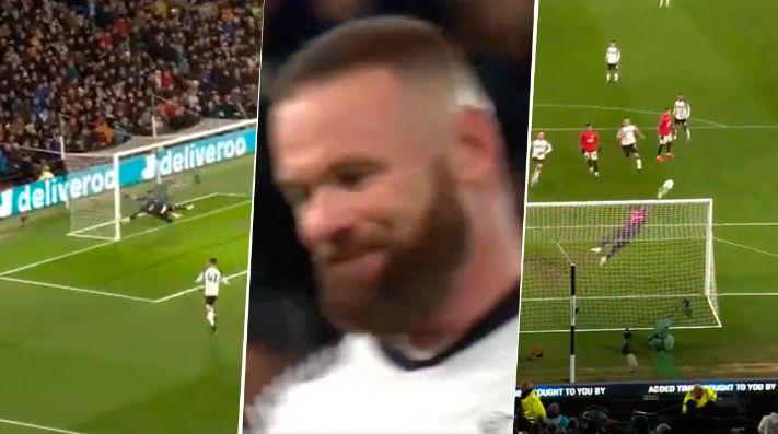 Los dos atajadones de Chiquito Romero a Rooney con Manchester United