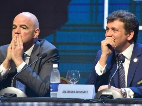 Oficial: Conmebol le pidió a FIFA postergar el inicio de las Eliminatorias