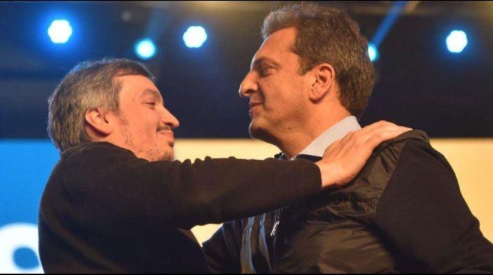 Máximo Kirchner y Massa, por el coronavirus, quieren Fútbol Para Todos