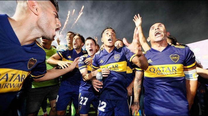 Boca no tendrá premiación por la obtención de la Superliga Argentina