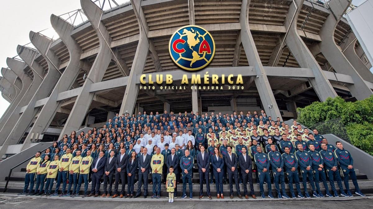 El enorme gesto del América con Nicolás Castillo en la foto ...