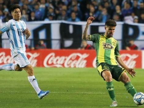 Aldosivi vs. Racing EN VIVO ONLINE por la Copa de la Superliga
