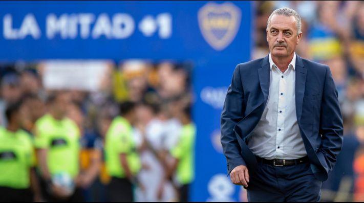 Alfaro, sobre Benedetto después de Madrid: