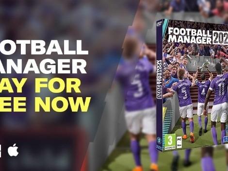 Como descargar Football Manager 2020 gratuito en Steam hasta el 25 de marzo