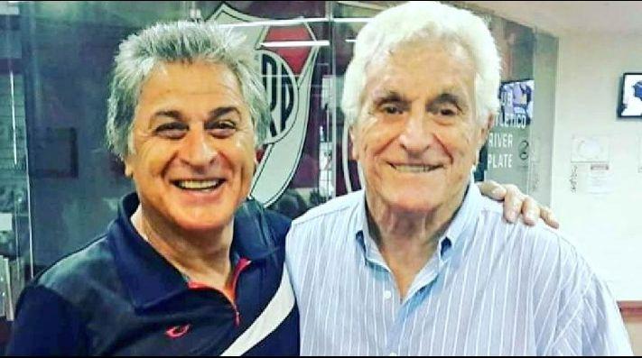 Imposible no llorar: la despedida de Fillol para su amigo Carrizo