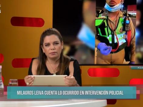 """Milagros Leiva aseguró que su video fue un """"psicosocial"""""""