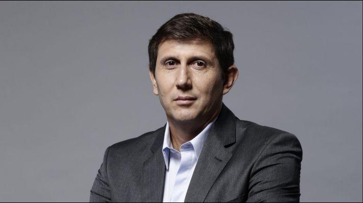 Juan Pablo Varsky, reconocido periodista argentino.