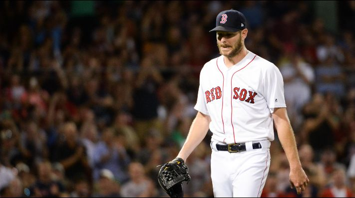 Chris Sale le dice adiós a la temporada 2020