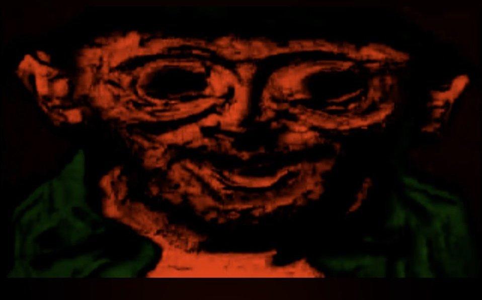 Este es el aterrador protagonista del video que publicó durante la madrugada el Canal 5.