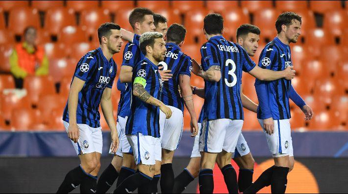 Atalanta, la gran sorpresa de la Champions League.