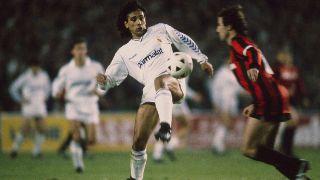 A Disfrutar Real Madrid Publicó Los Mejores Goles De Hugo Sánchez Para Soportar La Cuarentena Bolavip