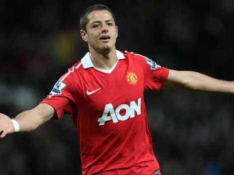 10 years since Chicharito Hernández joined Manchester United